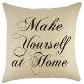 $42; Found it at Joss & Main - Make Yourself at Home Pillow
