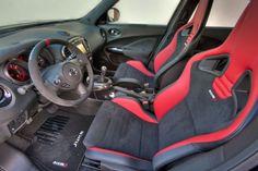 2014 Nissan Juke Nismo Rs Inteiror