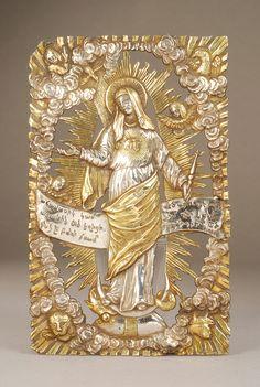 Gospel Book binding, XIXth cent., Armenia