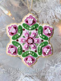 Ornament-Anhänger