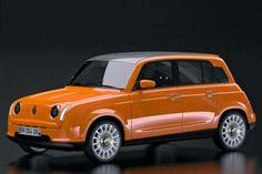 Retro Renault 4 - for sale??