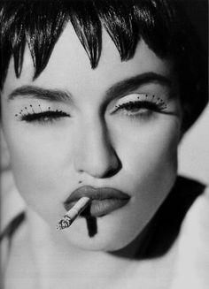 #Cool People Madonna - 1990 - Photo by Herb Ritts (American, 1952-2002) #photography