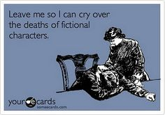 i cried when Sirius, Dumbledore, Mad Eye, Fred, Tonks, Lupin, and Snape died :(