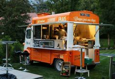 Citroën HY food truck, Camion Gourmand, Annecy
