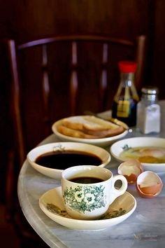 Kopitiam Days - Recollections of old coffee shop culture in 20th century Malaysia replete with local favorites like nasi lemak, roti canai, kopi-o, etc.…