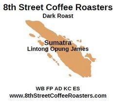 Coffee of the Month: Sumatra Lintong (Dark Roast)