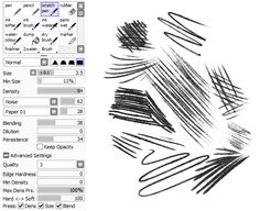 save reference paint tool sai sai drawing tutorial SAI brushes sai brush  settings rock 03 is my favorite texture paint tool sai tutorial | Pinterest  | Posts ...