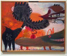 Constant Nieuwenhuys Feest der droefenis (1949)