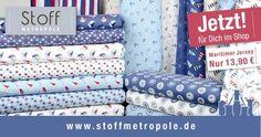 StoffMetropole.de – Onlineshop für Stoffe, Bänder, Borten & Kurzwaren