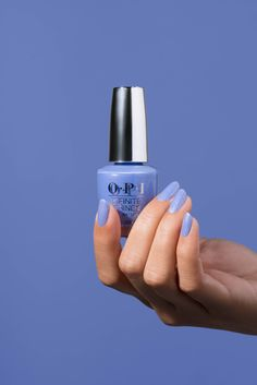 A cool shimmery blue - 'Show Us Your Tips'