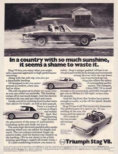 1978 Triumph Stag V8