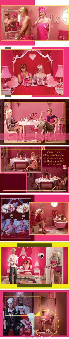 Barbie by Dina Goldstein