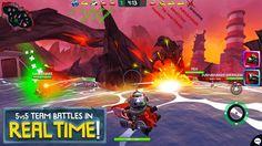 Dai creatori di Angry Birds, in arrivo il nuovo Battle Bay https://www.sapereweb.it/dai-creatori-di-angry-birds-in-arrivo-il-nuovo-battle-bay/ Gli sviluppatori di Rovio, conosciuti soprattutto per aver dato vita adAngry Birds, una franchigia molto importante prima nell'industriavideoludica e successivamente anche in quella cinematografica, hanno di recente annunciato che il 4 Maggio avverrà il lancio di un nuovo gioco...