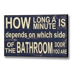 Bathroom Sign Quotes 15 hilarious signs to hang in your bathroom that may make you pee