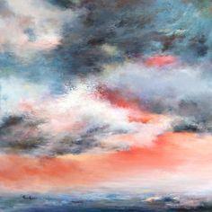 "Rikka Ayasaki; Acrylic Painting ""Passions 5078"""