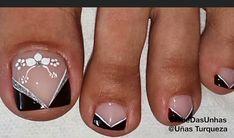 French Nails, Toe Nails, Erika, Veronica, Maya, Nail Designs, Nail Art, Crochet, Beauty