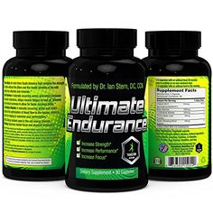 Ultimate Endurance - Powerful Aerobic and Energy Booster - Increases Circulation - Buffers Lactic Acid - All-Natural and Caffeine-Free >>> More info could be found at the image url. Best Pre Workout Supplement, Pre Workout Nutrition, Fitness Nutrition, Diet And Nutrition, Fitness Tips, Fitness Motivation, Natural Pre Workout, Beta Alanine, Energy Supplements