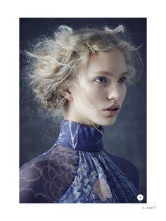 the new romantic: kim mclane by nicole bentley for marie claire australia november 2014
