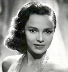 Dorothy Dandridge - 1st African-American woman nominated 4 a Best Actress Oscar.