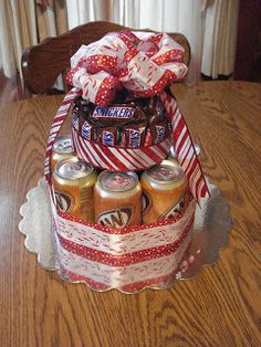 The Creative Home: Pop Can Cake
