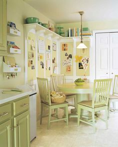 Kitchen Makeover: See How One Couple Cooked Up a Stylish Family Space...On a Budget | Martha Stewart