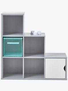 Loupi biblioth que de rangement pour enfant 115x84cm for Catalogue vertbaudet meuble