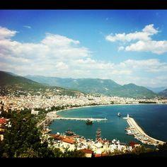 Alanya şu şehirde: Antalya