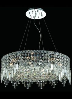 ALD11-054 - Contemporary Crystal Chandeliers - Residential chandeliers - Products - Zhongshan Showsun Lighting Co.,Ltd.