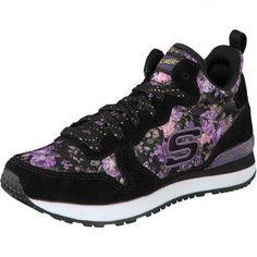 Skechers Retrospect Hollywod Rose Mädchen schwarz #sneakers #schuhe #kinderschuhe