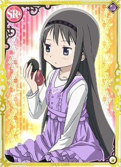 Homura - Madoka Magica Mobage Cards