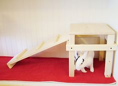 Need to make a larger size! Rabbit Platform - Playground Equipment