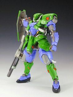 STH-05 百錬改 ZAKUREN(ザクレン) 完成 |けいたろのブログ