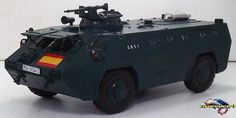 Pegaso BLR 1996 1/43 Custom Big Rigs, Classic Trucks, Pegasus, Military Vehicles, Cars Motorcycles, Tractor, Scale Model