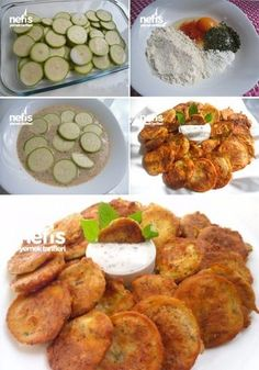 Pofuduk Kabak Kızartması Tarifi – Nefis Yemek Tarifleri – Salata meze kanepe tarifleri – The Most Practical and Easy Recipes Turkish Recipes, Ethnic Recipes, Good Food, Yummy Food, Delicious Recipes, Fries Recipe, Iftar, Food And Drink, Cooking Recipes