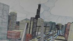 Sometimes great ideas are self-taught. Chicago Calling: Art Against the Flow opening June 29 explores Chicagos history of robust recognition and acceptance of self-taught art and artists. Chicago Skyline, New York Skyline, Chicago River, Design Museum, Outsider Art, Teaching Art, Willis Tower, New Art, Explore