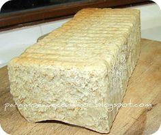 Para mi peque con amor: Pan de molde integral (a mano o en thermomix)
