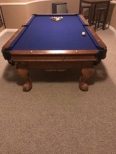 World Of Leisure Pool Table Sold Used Pool Tables Billiard - World of leisure pool table