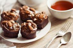 14 recetas con Nutella para volverte loco ¡Irresistible!   #Nutella #RecetasConNutella #PostresConNutella #PostresFáciles #PostresRápidos #CocinarConNutella Butter Cupcake Recipe, Butter Cupcakes, Mini Cupcakes, Vegan Butter, Almond Butter, Muffin Nutella, Cake Pops, Best Fat Burner, Muffins