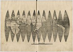 Hallan en Alemania un ejemplar del primer mapamundi con América   Cultura   EL PAÍS