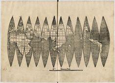 Hallan en Alemania un ejemplar del primer mapamundi con América | Cultura | EL PAÍS