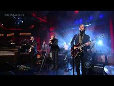 [HD] The National - Don't Swallow the Cap - David Letterman 5-20-13