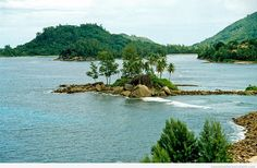 Port Glaud, Seychelles travel place