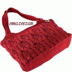 great crochet purse