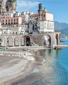 Atrani Campania, Italia