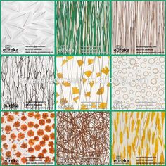 Bamboo Resin Panel Petg Decorative Panel Wall Partition