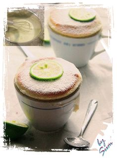 Lemon MugCake Dukan (PV crociera)