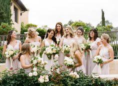 Bridesmaids' Dresses: Joanna August - http://www.joannaaugust.com Wedding Dress…