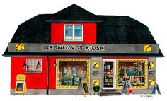 Grønlunds Kiosk