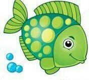 . Fish Drawings, Art Drawings For Kids, Drawing For Kids, Cartoon Fish, Cartoon Art, Art Wall Kids, Art For Kids, Fish Quilt, Pet Rocks