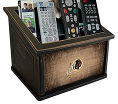 A great way to show your team spirit and have a place to organize remote control, keys, magazines, envelopes etc. On your desk. Maximize your workspace with our compact organizer featuring four dividers. The Lose Your Belly Diet Still Looking For That 'One Simple Trick' That Can Change Your Life ... more details available at https://furniture.bestselleroutlets.com/game-recreation-room-furniture/tv-media-furniture/media-storage/product-review-for-fan-creations-n0765-was-wa